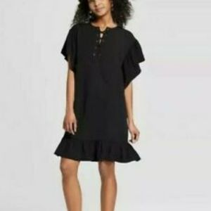 Who what wear lace up dress XXL